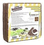 Humusziegel - Substrat Coco pour Terrarium - Reptile Substrat - 70 L