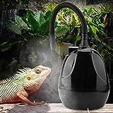 Haol Humidificateur Rainforest, nébuliseur de Reptiles avec Tube de rallonge, adapté aux Reptiles, Amphibiens et terrariums (réservoir de 2,5 litres)
