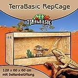 LDREAMAM TerraBasic RepCage 120x60x60, aération latérale…