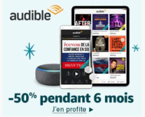 Promotion Audible